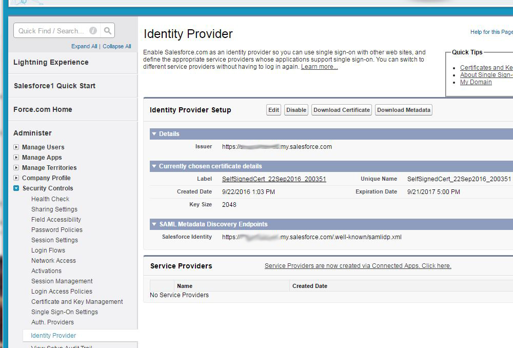 Slh sso salesforce idp settings.JPG